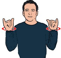 Party - British Sign Language Dictionary