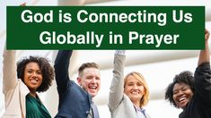 God is Connecting Us Globally in Prayer Prayer Meeting, Matthew 6, Daily Video, Training Motivation, Power Of Prayer, Inner Strength, Together We Can, Heavenly Father, Holy Spirit