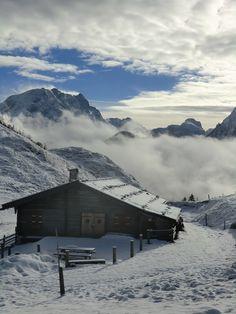 Mordau-Alm im Winter
