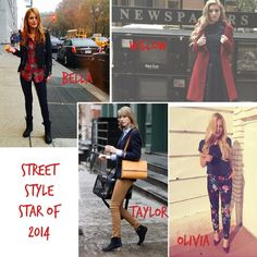 Vote in TWIST's 2014 Style Awards - Twist