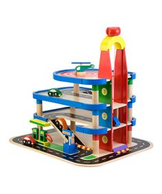 Look what I found on #zulily! My Garage Play Set #zulilyfinds