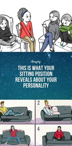 This Is What Your Sitting Position Reveals About Y. - This Is What Your Sitting Position Reveals About Your Personality - Health And Fitness Articles, Health And Nutrition, Health Heal, Health Facts, Wellness Fitness, Health Fitness, Fitness Abs, Glowing Skin Diet, 30 Day Plank