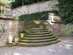 Heidelberg -Hortus Palatinus