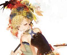Relm Final Fantasy