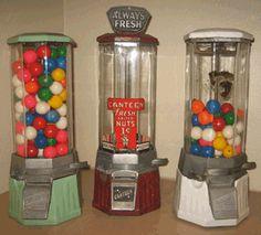 Canteen & Northwestern 33 Jr Machine Wanted Antique Arcade Gumball Peanut and Slot Machines Trade Stimulator