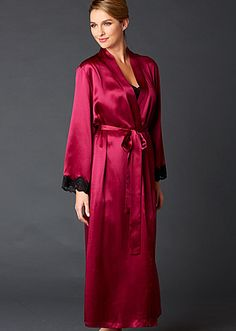 Wrap yourself in luxury with Julianna Rae women s robes. Enjoy the finest silk  robes and the most enchanting cotton robes 67fca44e6