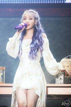 lee ji eun — 191103 Love, Poem Concert in Gwangju Day 2 Cr:. Kpop Girl Groups, Kpop Girls, Chica Cool, K Wallpaper, Art Anime, Iu Fashion, Fashion Clothes, Fashion Women, Fashion Ideas