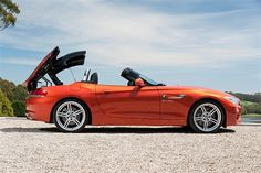 Breaking Cover: 2014 BMW Z4 Roadster Revealed