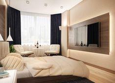 По версии Luxury House 20 лучших спальных комнат.