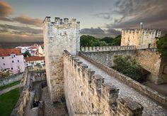 Alle Größen | Castillo de San Jorge, LISBOA (PORTUGAL) | Flickr - Fotosharing!