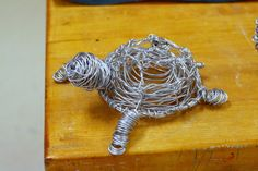 Lesson idea: Continuous Line Art - Wire sculpting | 3D Design