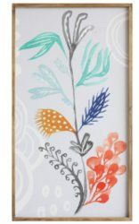 You'll love the 'Flower' Framed Painting Print on Canvas at Birch Lane - With Great Deals on all products and Free Shipping on most stuff, even the big stuff.