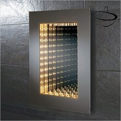 Infinity - Good designed LED Lit Infinity illusion Mirror by Nova Deko