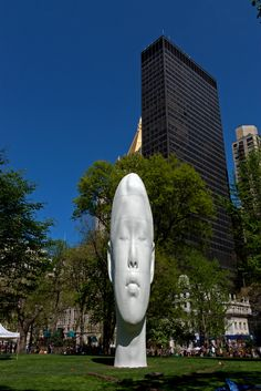 NYC. Echo, Madison Square Park