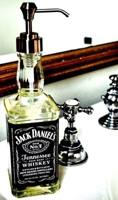 Jack Daniels bottle reuse