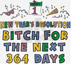 Now that's one resolution I can keep- love it-Kim