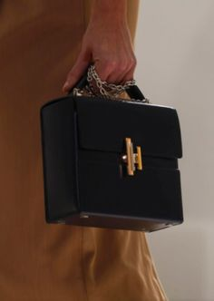 b71fffc2f8ca5 Hermes Black Cinetic d Hermes Bag - Spring 2017 Hermes Clutch