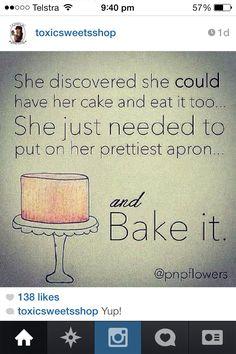 Cake quote                                                                                                                                                                                 More