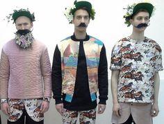 УЧАСТНИК SPbFW FW 2014/2015 Kафедра «Дизайн костюма», СПБГЭУ spbfashionweek.ru #spbfw #fashion #designers #bukhinnik #fashion #fw1415 #collection #style #look