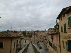 Passeggio dell' Acquadotto, Perugia,Italia
