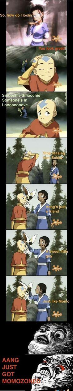 Poor Poor Aang...