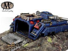 forge world destroyed tank standard (bronze) quality