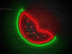 Neon Light Wallpaper, Wallpaper Iphone Neon, Neon Wallpaper, Aesthetic Iphone Wallpaper, Cool Neon Signs, Neon Light Signs, Led Neon Signs, Neon Painting, Light Painting