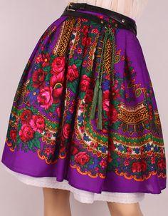 Romanian traditional skirt <3