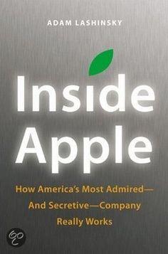 bol.com   Inside Apple, Adam Lashinsky   Boeken