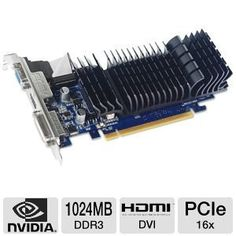 XFX AMD Radeon HD 5450 2GB GDDR3 VGA/DVI/HDMI Low Profile PCI