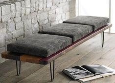 Give Your Rooms Some Spark With These Easy Vintage Industrial Furniture and Design Tips Do you love vintage industrial design and wish that you could turn your home-decorating visions into gorgeous reality? Modern Furniture, Home Furniture, Furniture Design, Furniture Projects, Furniture Plans, Minimalist Furniture, Furniture Removal, Outdoor Furniture, Furniture Online