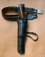 The Ranch Hand Cartridge Gun Belt and Mares Leg Side Holster : Old West Gun Leather, Western Boots, Period Authentic Apparel, Western Decor Boot Holster, Leather Holster, 1911 Holster, Weapons Guns, Guns And Ammo, Western Holsters, Lever Action Rifles, Cool Guns, Firearms
