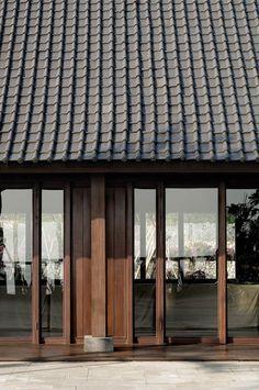 Bulgari Hotel Bali - Traditional Roof
