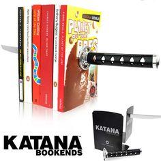 Katana Bookends - CURIOSIDADES GUADALAJARA