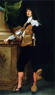 Anthony van Dyck, Johan Oxenstierna, c. 1630s - 1640s