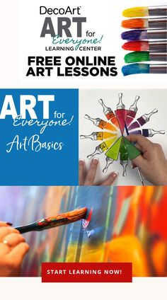 Discover basic art concepts to give yourself a solid foundation of the core principles of art. Georges Seurat, Art Basics, Impressionist Artists, Principles Of Art, Learn Art, Arts And Crafts Projects, Learning Centers, Art Journal Pages, Color Theory