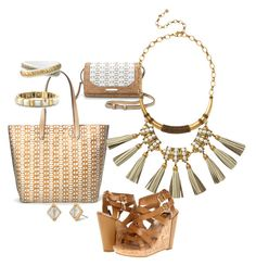 """Stella & Dot leather and cork"" by kmathews62 on Polyvore featuring Stella & Dot and Dolce Vita"