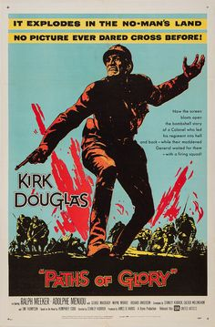Paths of Glory (1957) movie poster