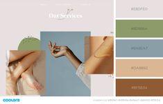 39 Inspiring Website Color Schemes to Awaken Your Creativity Website Color Palette, Website Color Schemes, Website Details, Website Ideas, Web Design Websites, Web Colors, Colours, Gold Color Palettes, Create Website