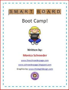 Welcome to The Schroeder Page!: SMARTboard