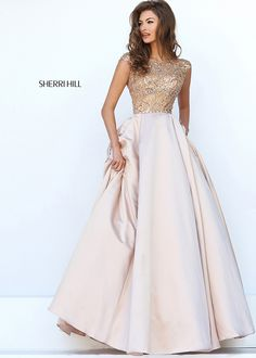 Sherri Hill 32359 Vibrant Beaded Cap Sleeve Ball Gown