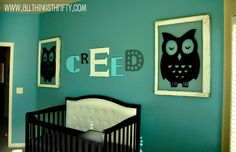 Baby room decorating ideas –