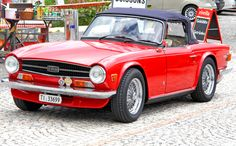 Best Classic Cars: 12 Models That Stood the Test of Time Best Classic Cars, Classic Sports Cars, My Dream Car, Dream Cars, Triumph Sports, Triumph Spitfire, British Sports Cars, Hot Rides, Car Insurance