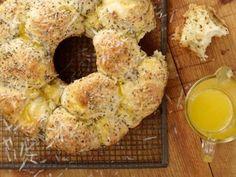 Herbed Monkey Bread Recipe | Paula Deen | Food Network