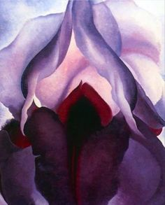 Art Floral, Pinturas De Georgia O'keeffe, Georgia O'keefe Art, Georgia O Keeffe Paintings, Alfred Stieglitz, Ouvrages D'art, Oil Painting Reproductions, Abstract Flowers, Art Flowers