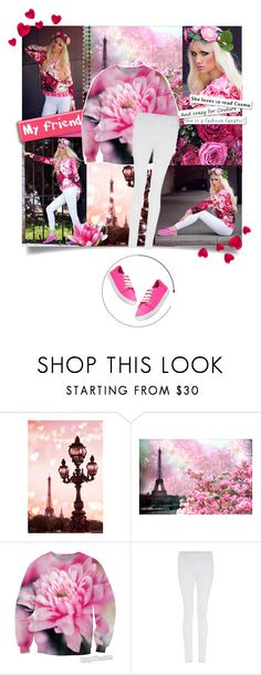 flower by bouchra-re on Polyvore featuring mode and Kate Spade