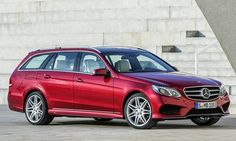 #MercedesBenz #ClasseESW. La station wagon moderna e brillante della casa tedesca a tre punte.