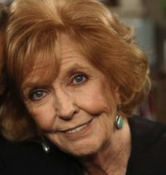 The late Anne Meara --