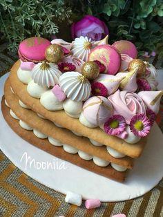 Cake Trends 2018 Alphabet Biscuit Cupcakes Cookies Cupcake Cakes Cream