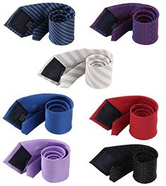 Set of 7 Elegant Neck Ties By Mens Collections - Multiple... https://www.amazon.com/dp/B01N2ZXP9B/ref=cm_sw_r_pi_dp_x_CXolzbZJRNWTT